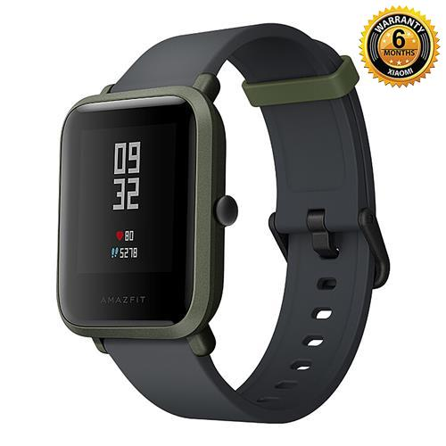 Amazfit Bip Smart Watch - Kokoda Green